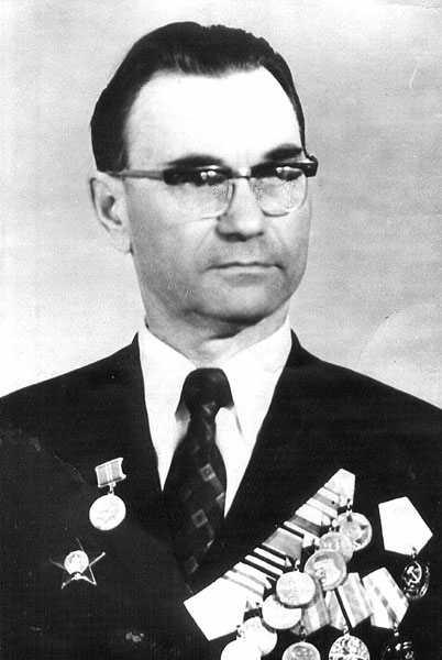Алексей Таранин - Председатель клуба в 80-е годы