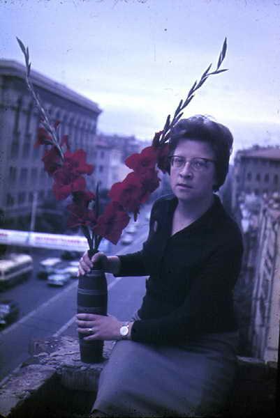 Татьяна Клевенская, Председатель клуба в 60-е годы